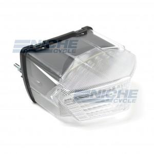 Yamaha TDM900 Clear Lens Taillight Assembly LED 62-84777L