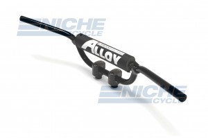 Handlebar - ATC MX Alum Black 23-97891