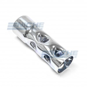"""1-3/8"""" x 4"""" Exhaust Insert - Pipe Silencer 80-78912"""