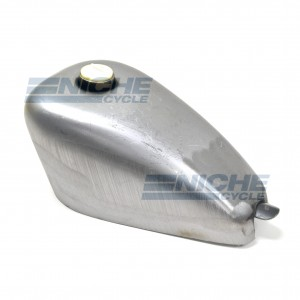 Gas Tank - Harley Sportster 1958-1978 2.2 gallon Reproduction Gas Tank 43-91640