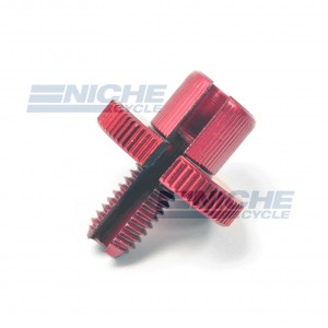 Cable Adjuster 9mm - Red 34-67094