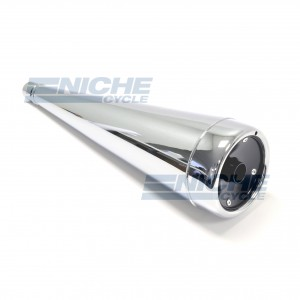 MUFFLER-Honda CX500 Replica Right 80-84071