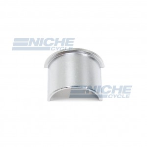 Chrome Exhaust Collar - Honda 80-62350