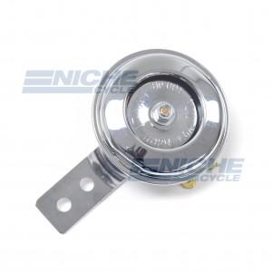 Horn- Chrome/Chrome 72mm 12 Volt 86-18332