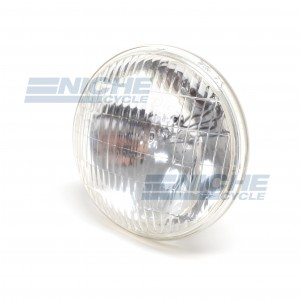 "Sealed Beam 37/60w Headlamp Bulb - 5.75"" 66-84134T"