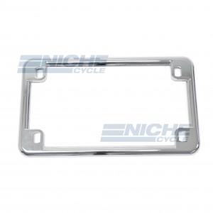 License Plate Frame - Chrome 86-42600