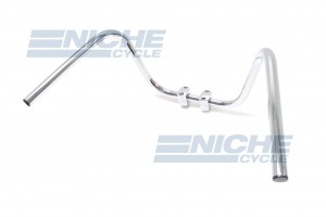 "Handlebar - 1"" High Chopper Chrome 07-12514"