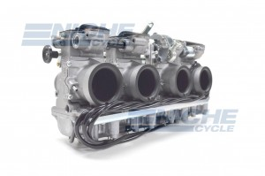 Mikuni RS 38 Carburetor Rack RS38-D19-K