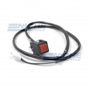 Yamaha WR/YZ On/Off Handlebar Switch 46-50433