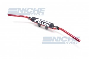 Handlebar - YZ MX Alum Red 23-97884