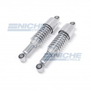 "Shock Set 11.4"" 290mm Eye to Eye Chrome 17-05693"