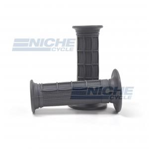 """Grip Set - Short Sport 1""""x100mm - Gray 42-24687"""