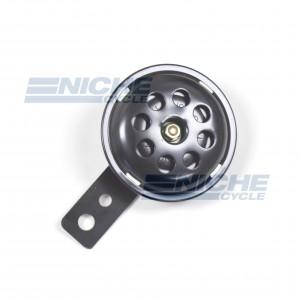 Horn- Black 65mm 12 Volt 86-18352