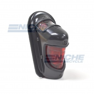 Beehive Fender Mounted Taillight Black 62-21611