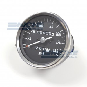 Kawasaki H1 Replica Speedometer Gauge MPH 58-43694