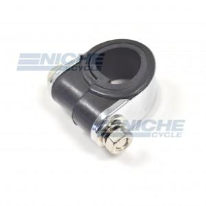 Mini Speed/Tach Bar Clamp - Chrome 58-43684
