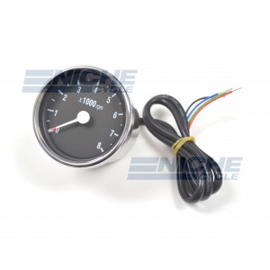 Mini Tachometer Gauge 8k RPM - Electronic 58-43679