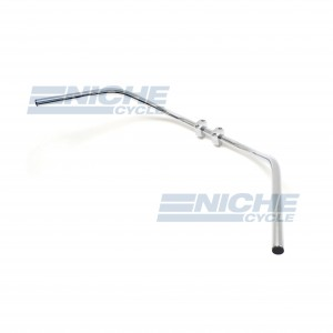 Handlebar - Ultra Wide Beach Cruiser Bars Chrome 07-12595