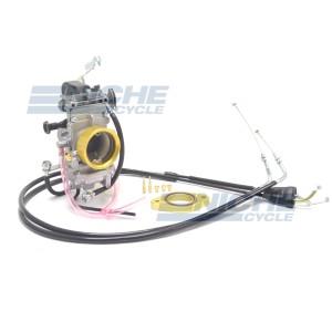 Suzuki DR350 Electric Start Mikuni TM33-8012 Carburetor Conversion Kit NCS226