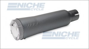 """Supertrapp 5"""" Universal S/C Standard 18.5"""" Muffler with 2.5"""" Inlet ID 549-2519"""