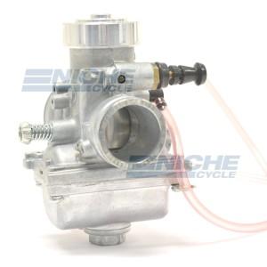 Mikuni 24mm Yamaha TTR125 PreJetted Carburetor w/Silver Billet Cap VM24-TTR125