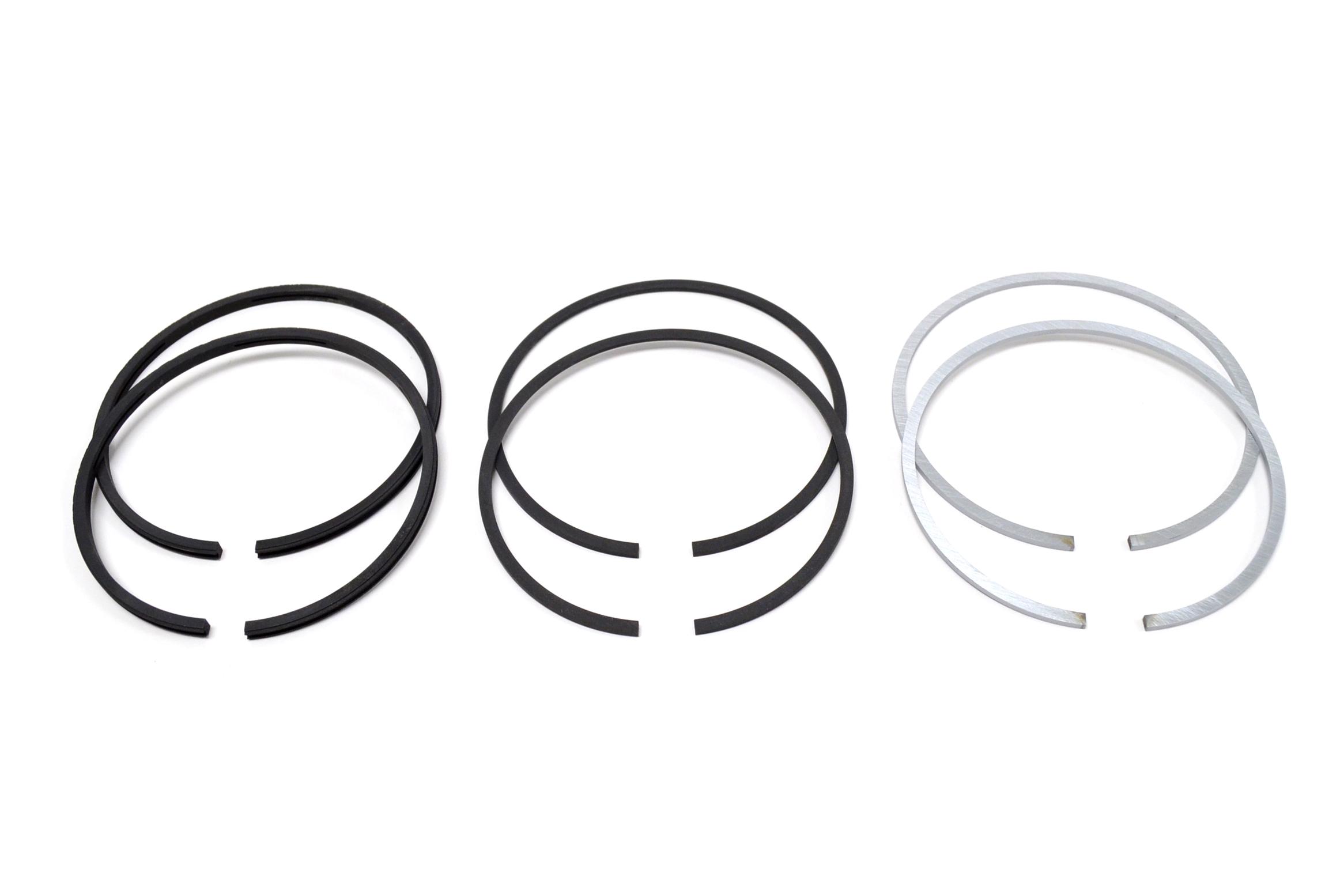 bsa a65 all years piston ring set hastings standard r17350  hstd